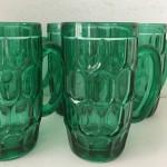 grønt glas
